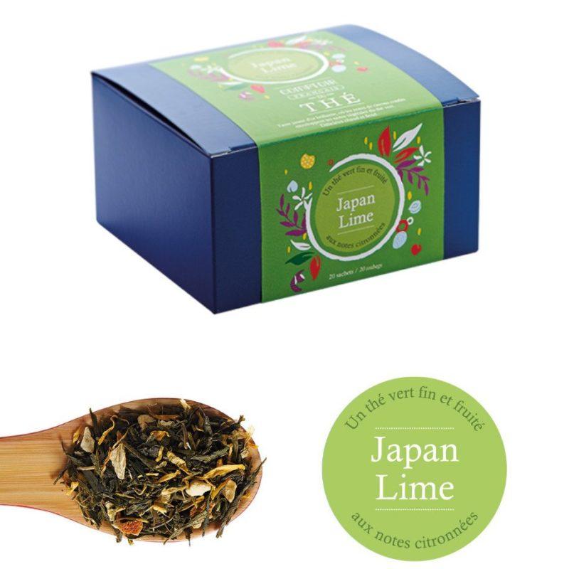 Thé Japan Lime