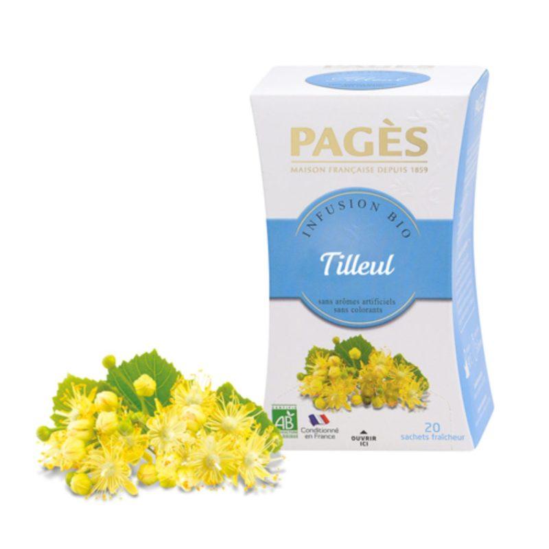 Infusion Bio Pagès Tilleul