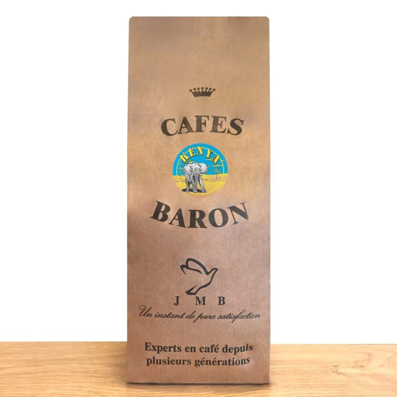 Café Kenya - Massaï label