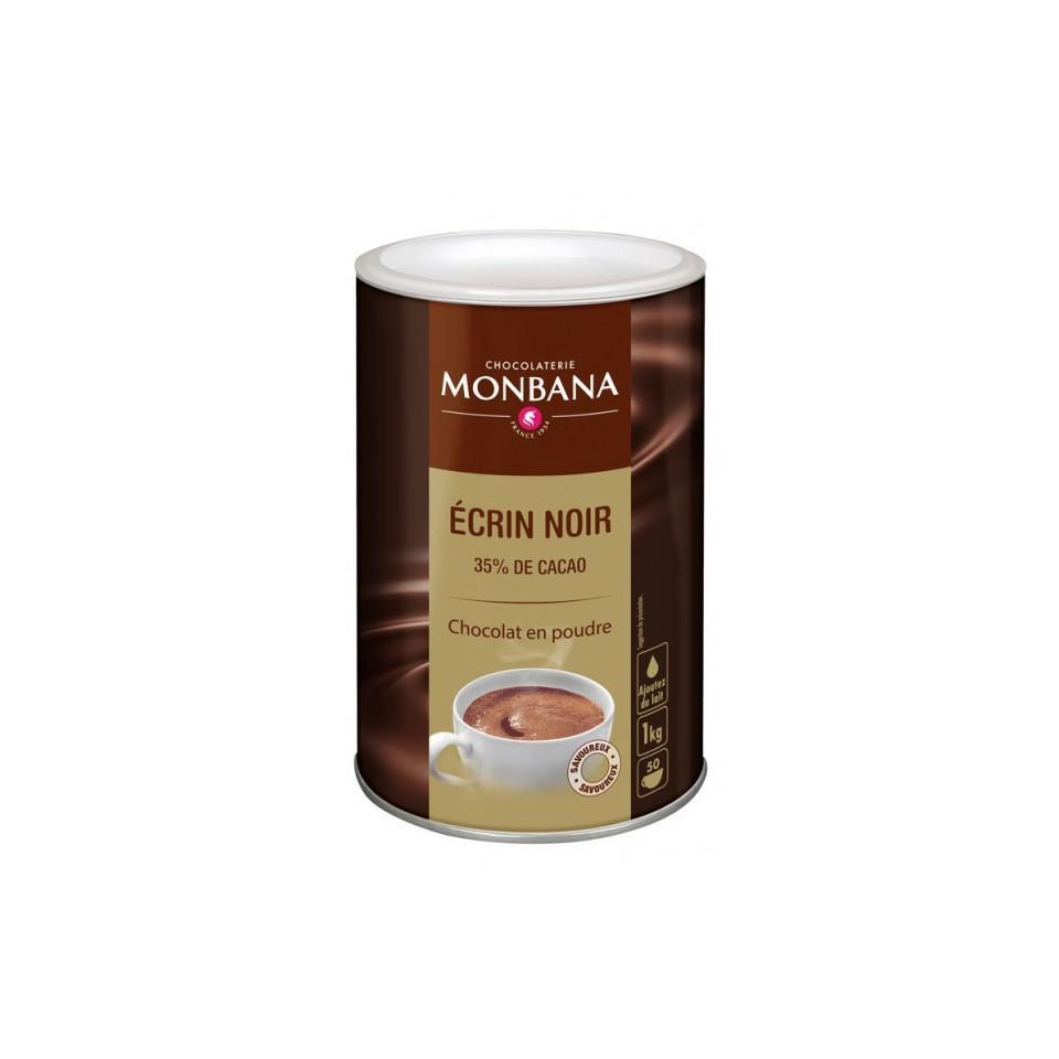 Chocolat en poudre 35% cacao - Boite 1 kg