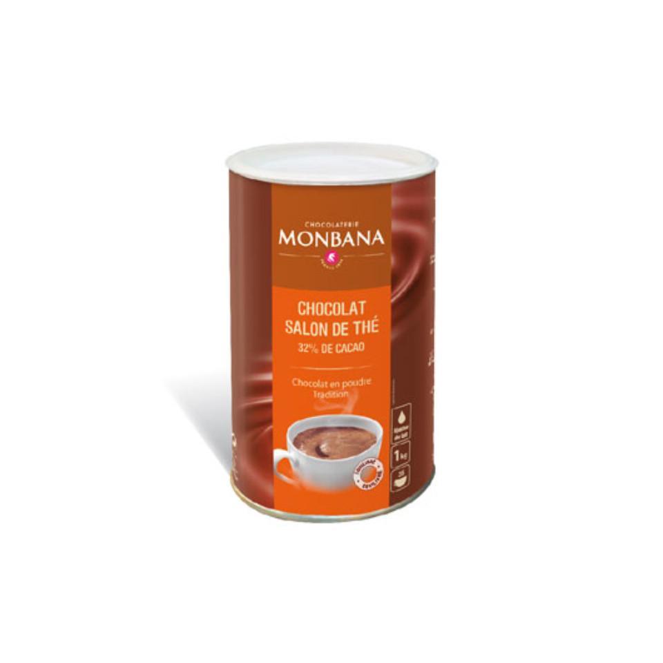 Chocolat en poudre 32% cacao - Boite 1 kg