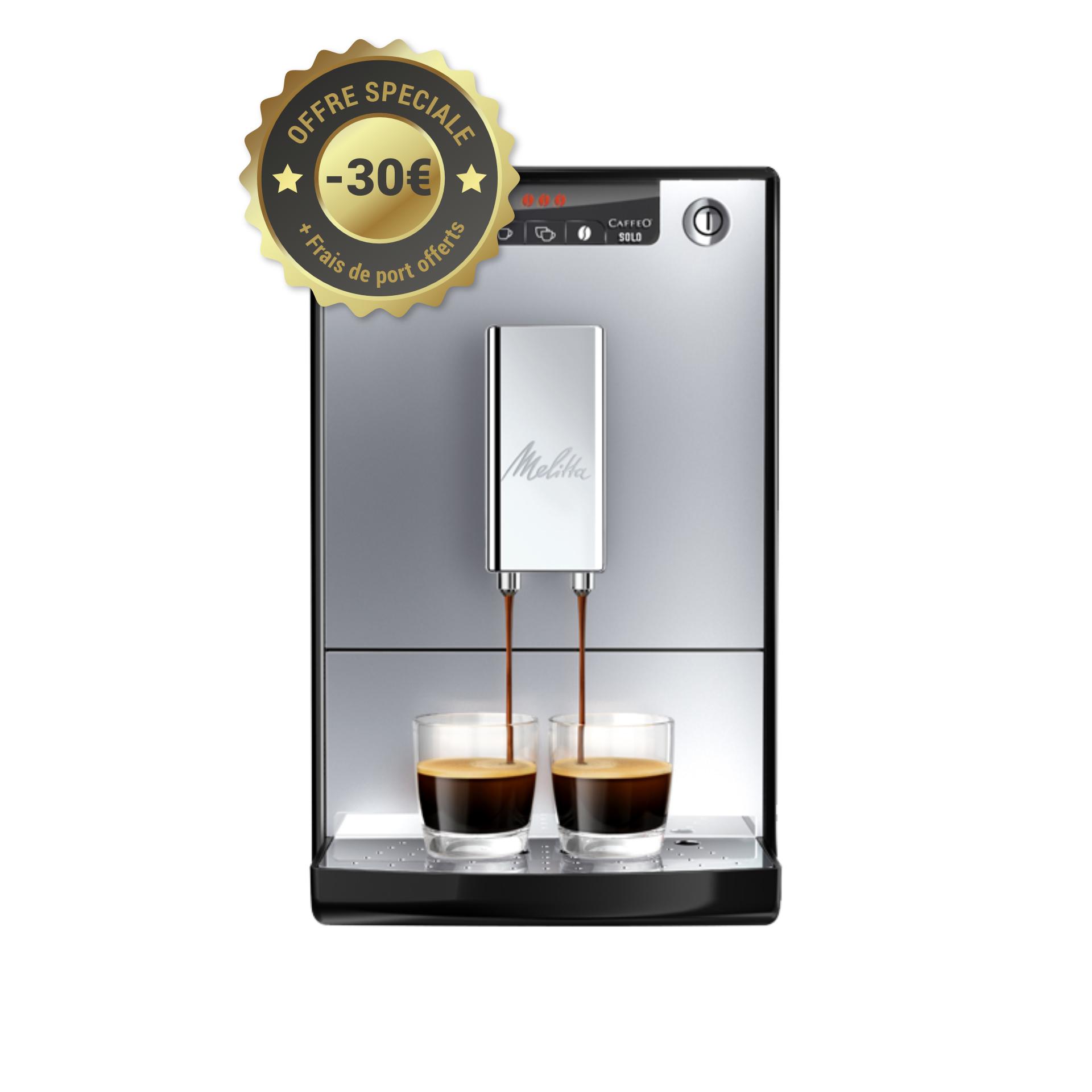 Machine expresso Melitta Caffeo® SOLO®