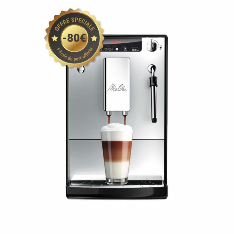 Melitta-Caffeo-Solo-Milk-expresso-argent-80€